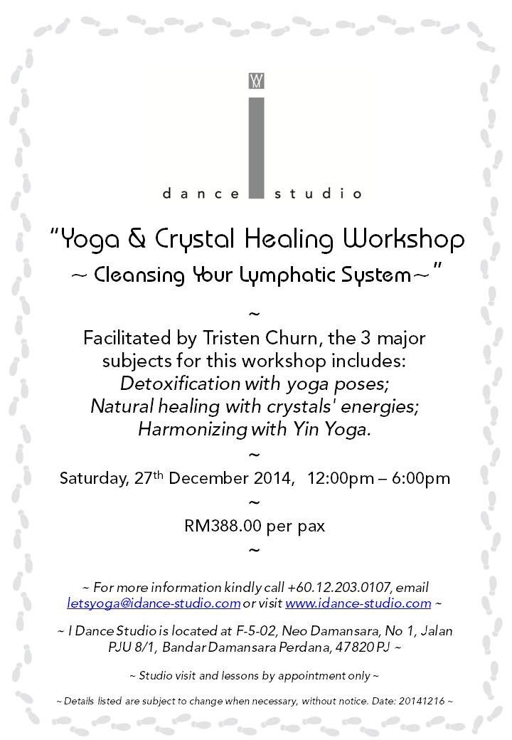 Yoga & Crystal Healing Workshop